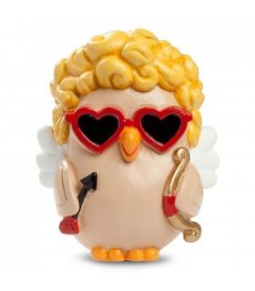 Statua Goofi Egan Cupido in Ceramica mis.8x10