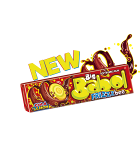 BIG BABOL  FRIZ COLA E LEMON STICK CONF. 24 PZ.
