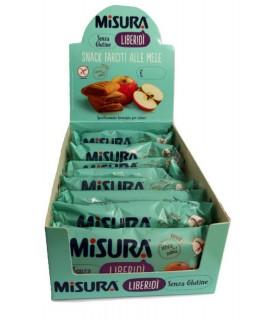 SNACK MISURA LIBERIDì FARCITO ALLE MELE 40 g CONF. 8 PZ.