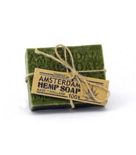 Saponetta alla Canapa Amsterdam 100g