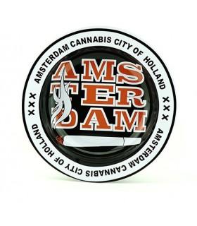 Posacenere in Metallo Amsterdam Joint