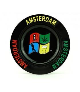 Posacenere in Metallo Amsterdam Dam Life