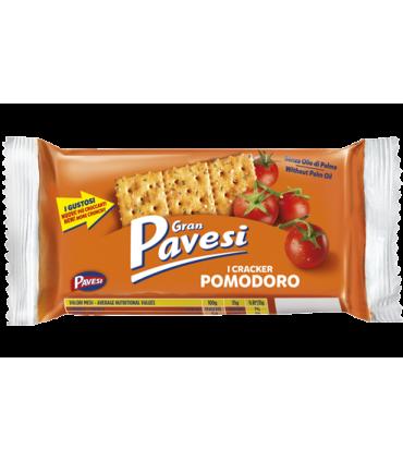 CRACKER AL POMODORO PAVESI 35g CONF. 32 PZ.
