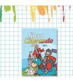 Libro da Colorare Marpimar 32 Pagine  Disponibile in 2 Modelli