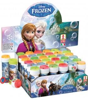 Bolle di Sapone Frozen da 60ml conf. 36 pz.