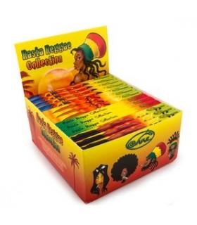 Cartina Snail Lunga Ks  Slim Rasta Reggae + Filtro conf. da 26 pz.