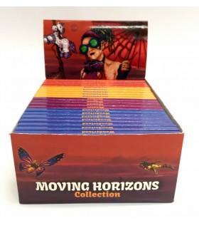 Cartina Snail Lunga KS Slim Moving Horizons + Filtro chiusura a calamita  conf. da 20 pz.