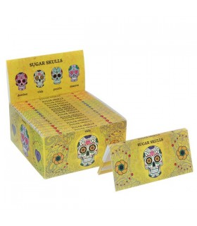 Cartina Snail Lunga Ks Slim Sugar Mexican + Filtro chiusura a calamita conf. 20 pz.