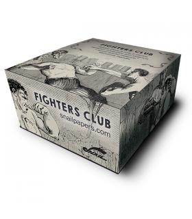 Cartina Snail Lunga Ks Slim  Fighters Club + Filtro chiusura a calamita conf. 20 pz.