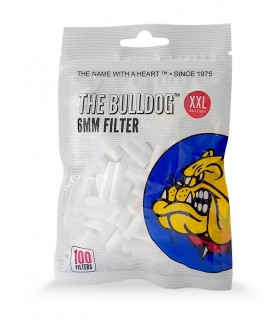 Filtri The Bulldog Slim 6mm XXL  in Bustina conf. 30 pz.
