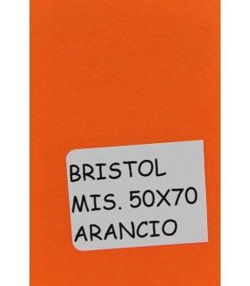 Bristol Favini misura 50x70 gr.200 arancio