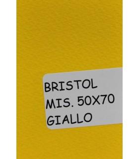 Bristol Favini misura 50x70 gr.200 giallo