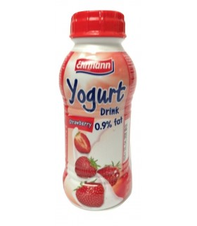YOUGURT DRINK EHRMANN FRAGOLA 310 ML CONF. 12 PZ.