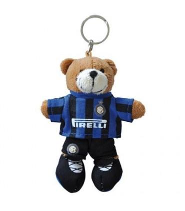 Portachiavi Peluche Orsetto FC Inter