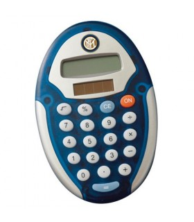 Calcolatrice con Logo Ufficiale FC Inter