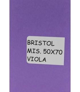 Bristol Favini misura 50x70 gr.200 viola