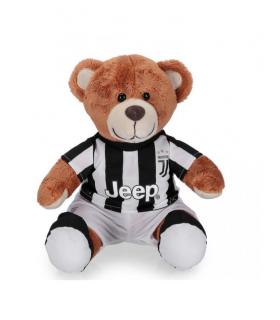 Orsetto Peluche Teddy con Maglia FC Juventus H.24 cm