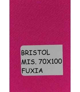 Bristol Favini misura 70X100 gr.200 fuxia