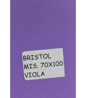 Bristol Favini misura 70X100 gr.200 viola