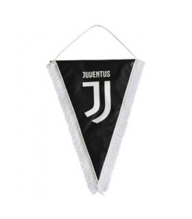 Gagliardetto Triangolare mis.20x28 cm con Logo Ufficiale FC Juventus