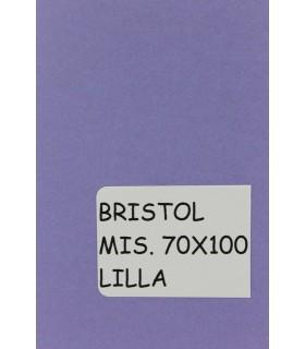Bristol Favini misura 70X100 gr.200 lilla