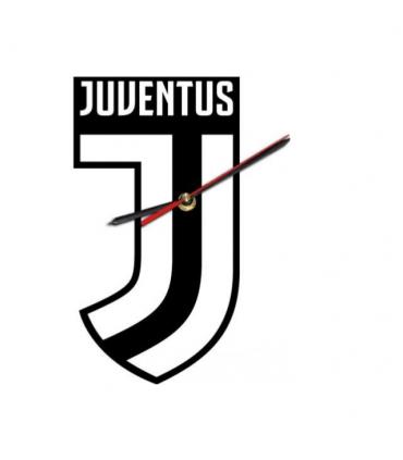 Orologio da Parete FC  Juventus in Plexiglass