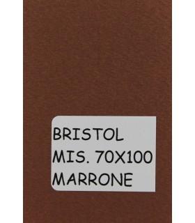 Bristol Favini misura 70X100 gr.200 marrone