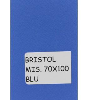 Bristol Favini misura 70X100 gr.200 blu