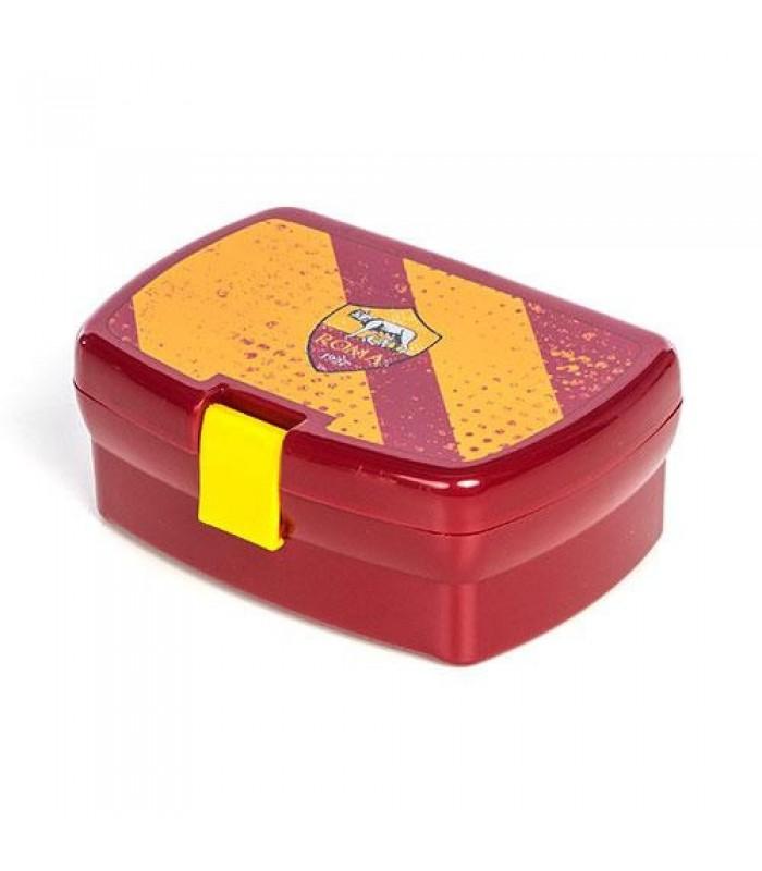 Contenitore da pasto AS Roma in plastica