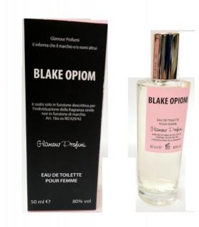 Profumo Glamour Ispirato a Black Opium da 50 ml