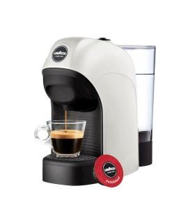 Macchina per Caffè Lavazza A Modo Mio Tiny White