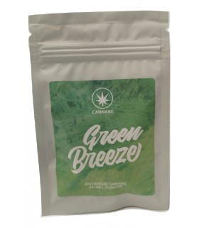 Infiorescenza di Canabis Sativa Green Breeze Bustina 1 g senza semi