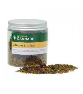 Tisana Herbal Mix Canapa & Anice da 30g