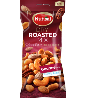 NUTISAL DRY  ROASTED MIX GOURME' 60 G CONF. 14 PZ.