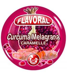 FLAVORAL FASSI CURCUMA E MELAGRANA  CONF. 16 PZ.