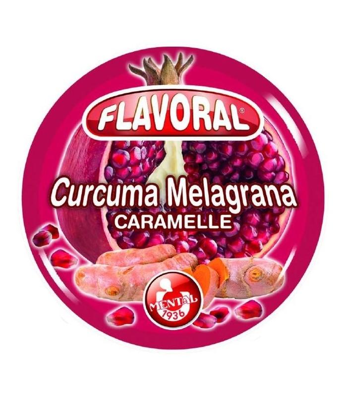 FLAVORALCURCUMA E MELAGRANA FASSI CONF. 16 PZ.