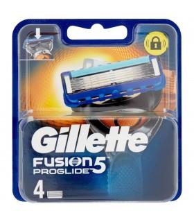 Ricambi Gillette Fusion5 Proglide 4 pz.
