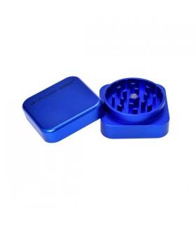 Grinder Champ in Metallo 2 Parti colore Blu