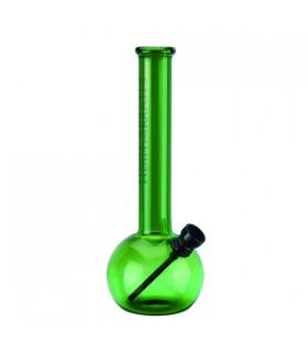 Bong Round Champ in Vetro H.20 cm colore Verde