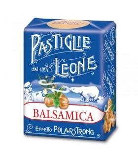 PASTIGLIE LEONE BALSAMICA IN SCATOLETTA DA 30g CONF. DA 18 PZ.