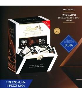 EXPO MINI EXCELLENCE 70% e 85% DA 200 PZ.