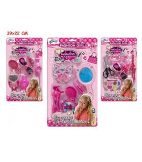 Set Bellezza Fashiong girl Disponibile in 3 modelli