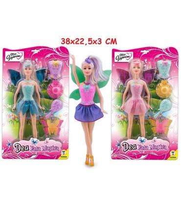 Bambola Fata Magica Disponibile in 3 modelli