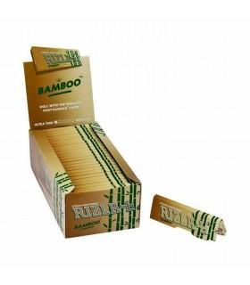 Cartina Rizla Bamboo Corta Singola  conf. 50 pz.