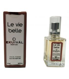 Profumo Ekuival Ispirato a Lancome La Vie Est Belle 15 ml
