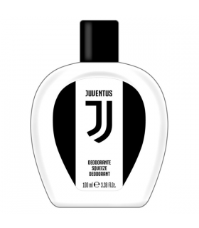 Deodorante Sqeezable FC Juventus 100ml