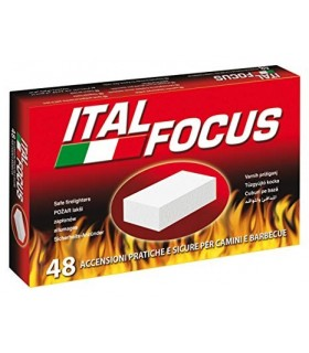 Accendifuoco Ital Focus 48 accensioni