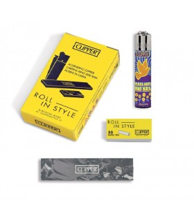 Kit 3 pz. Clipper per Distributori Cartone da 75 pz.