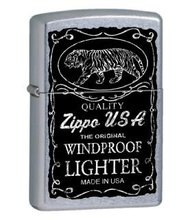 Zippo Vintage TShirt Look