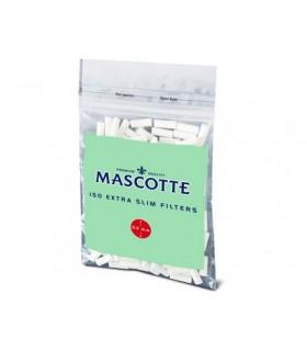 Filtri Mascotte Extra Slim 5.3mm in Bustina conf. 20 bustine